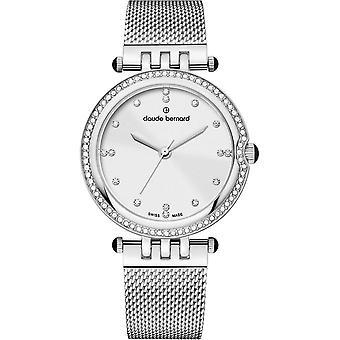 كلود برنارد -- ساعة اليد -- النساء -- اللباس الكوارتز -- 20085 3M APN