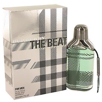 Bicie przez Burberry Eau De Toilette Spray 1,7 uncji/50 ml (mężczyźni)