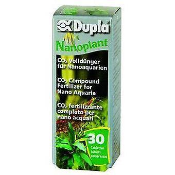 Dupla Nanoplant 30 Tablets (Fische , Pflanzenpflege , Düngemittel)