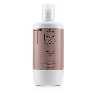 Schwarzkopf BC Bonacure Peptide Repair Rescue Treatment (For Fine to Normal Damaged Hair) 750ml/25.3oz