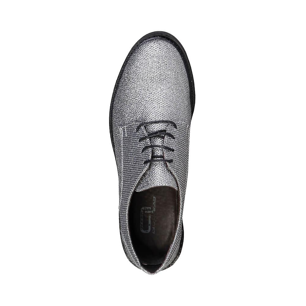 Ana Lublin Original Women Fall/Winter Lace Up - Grey Color 30007