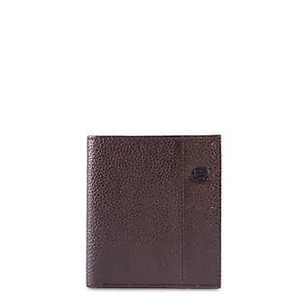 Piquadro Original Men All Year Wallet - Brown Color 55633