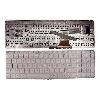 HP Pavilion p100nx-15 blanc Windows 8 UK Layout remplacement clavier d'ordinateur portable