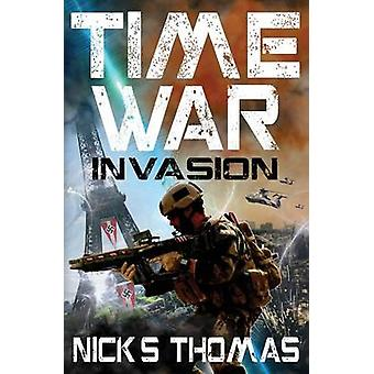 Time War Invasion by Thomas & Nick S
