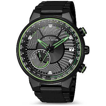 Citizen - Wristwatch - Men - CC3075-80E - Satellite Wave - Caliber F150
