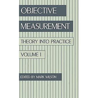 Teoria della misurazione oggettiva in pratica Volume 1 di Wilson & Mark