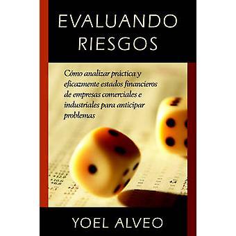 Evaluando Riesgos Como analizar practica y eficazmente estados financieros de empresas comerciales e industriales para anticipar problemas by Alveo & Yoel