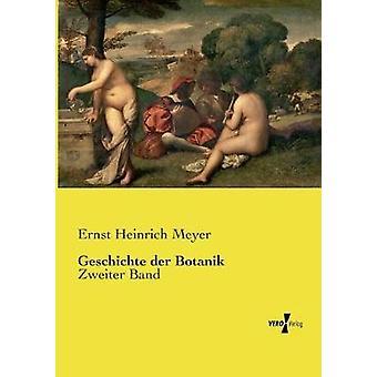 Geschichte der Botanik by Meyer & Ernst Heinrich