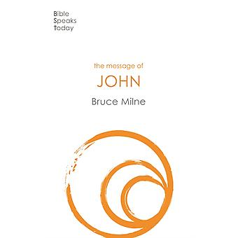 Message of John by Bruce Milne