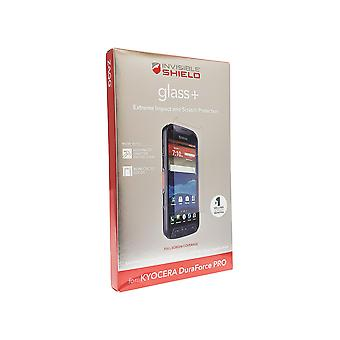 ZAGG InvisibleShield Glass+ Screen Protector for Kyocera DuraForce Pro