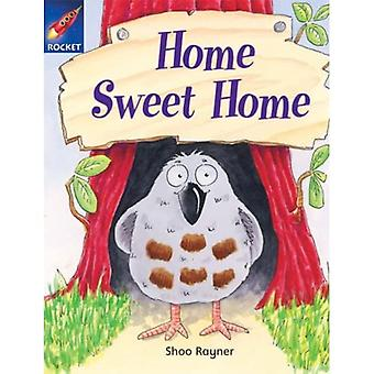 Home Sweet Home: Orange Reader 3 (Rigby Star Independent)