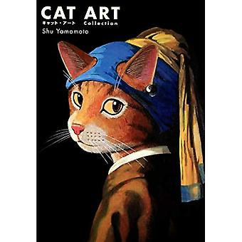 Cat Art : Renowned Masterpieces for Cat Lovers /Anglais/Japonais