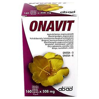 Kiluva Onavit 508 mg 160 Capsules