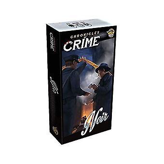 Chronicles of Crime NOIR Board Game
