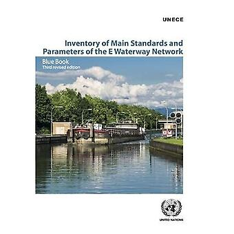 Inventory of main standards� and parameters of the e waterway network: \