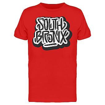 South Bronx Tee Men's -Bild av Shutterstock