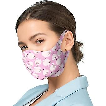 Schutzmasken mit Silberionen - Schafe