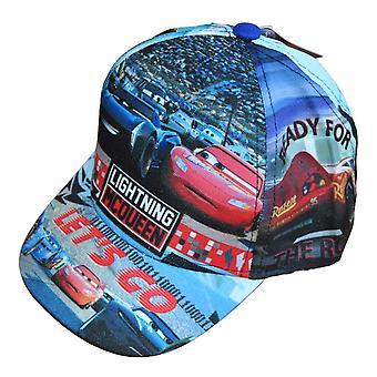 Disney Cars Cap,jossa painatus