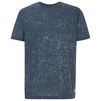 Oakley Mens 2020 Geometric Street Short Sleeve Crew Graphic T-Shirt
