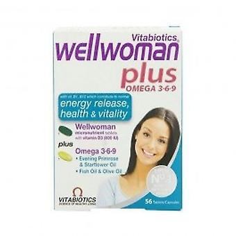 Vitabiotics - Wellman Plus 56 tablet