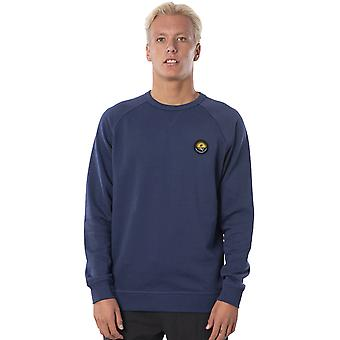 Rip Curl Distant Sweatshirt dans Washed Navy