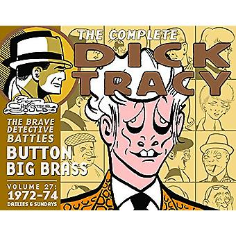 Complete Chester Gould's Dick Tracy Volume 27 by Chester Gould - 9781