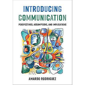 Presentation av kommunikation - Perspektiv - Antaganden - och Implicati