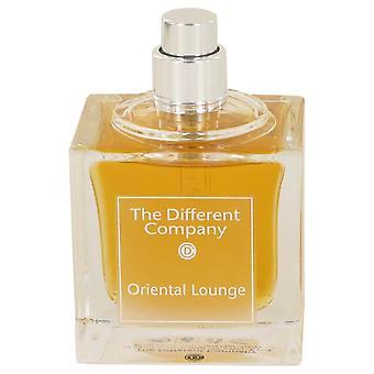 Oriental Lounge Eau De Parfum Spray (Tester) By The Different Company 1.7 oz Eau De Parfum Spray