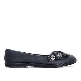 Chaussures de ballet Blowfish Malibu Grahm en noir