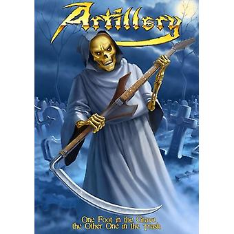 Artillery - One Foot in the Grave the Other One in the Trash [DVD] USA import