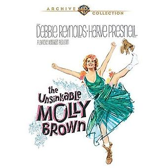 Unsinkable Molly Brown [DVD] USA import