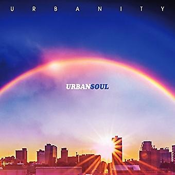 Urbanity (Featuring Albare & Phil Turcio) - Urban Soul [CD] USA import