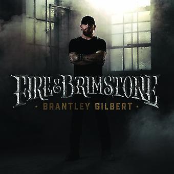 Fire & Brimstone [CD] USA import