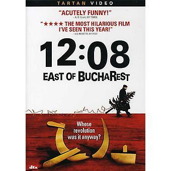 12:08 East of Bucharest [DVD] USA import