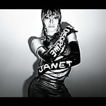 Janet Jackson - disciplin [Vinyl] USA import