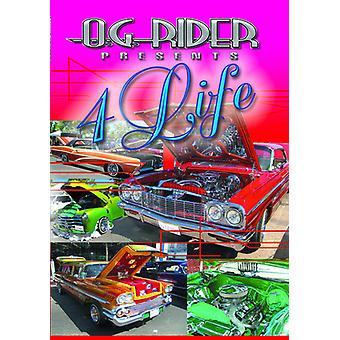Og Rider: 4 Life [DVD] USA import