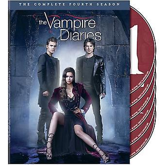 Vampire Diaries: Sesong 4 [DVD] USA import