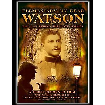 Elementary My Dear Watson: The Man Behin [DVD] USA import