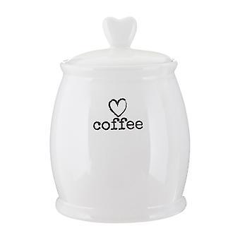 Kaffee-Kanister Charme