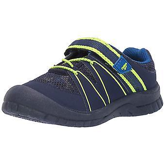 OshKosh B'Gosh Boy's Xavi Athletic Bumptoe Sneaker