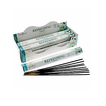 Stamford Refreshing Incense Sticks (Box of 6 Packs)