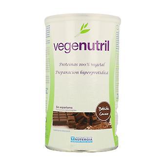 Vegenutril (Cocoa Flavor) 300 g of powder (Cocoa)