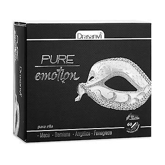 Pure Emotion Mulher 60 cápsulas