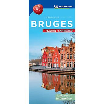 BRUGES  Michelin City Map 9503