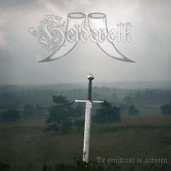 Heidevolk - Der Strijdlust Is Gebo [CD] USA import