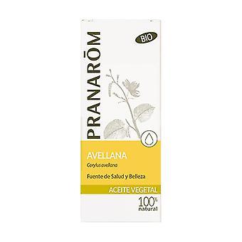 Hazelnut Virgin Vegetal Oil Bio 50 ml of essential oil