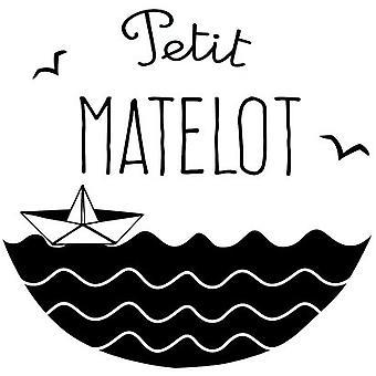 Aladine puinen leima Petit Matelot