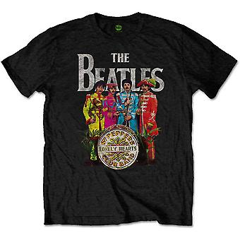 Beatles Sgt Pepper T-paita