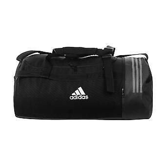 adidas Convertible 3 Stripe Duffel Bag