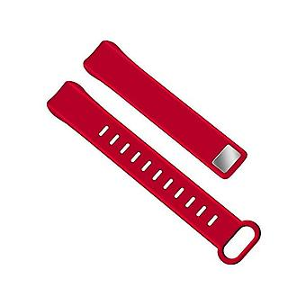 Soga Smart Watch Model Rd11 Compatible Strap Wrist Bracelet Band Red